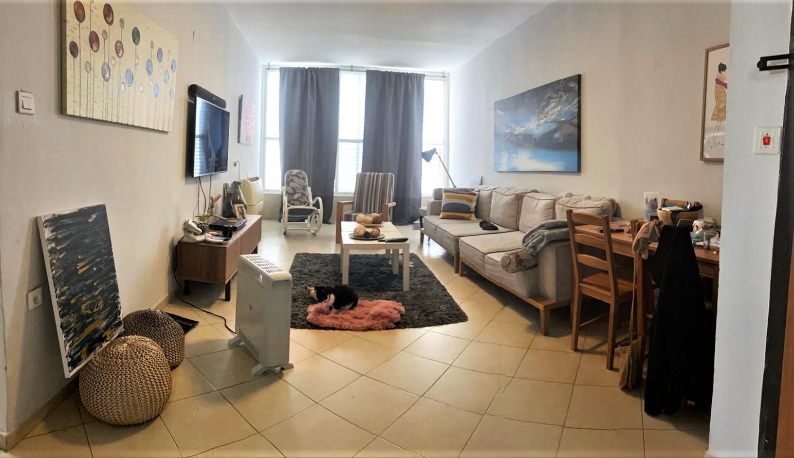 דירה למכירה 3 חדרים 1,390,000₪, ראשל