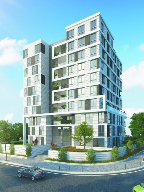 בניין בוטיק אקסקלוסיבי בחולון. פרויקט z-370