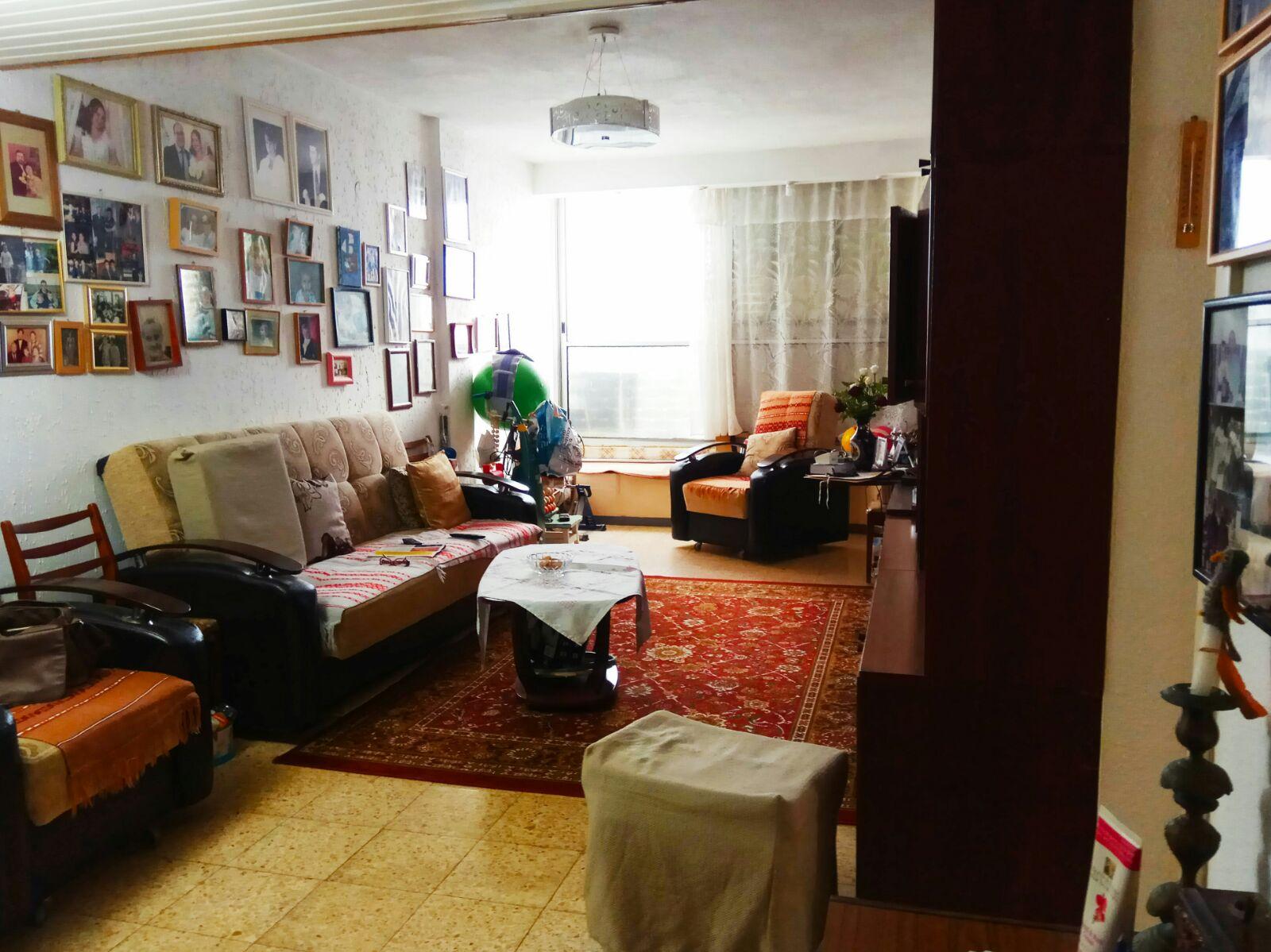 דירת 2.5 חדרים בבת ים למכירה, בת ים