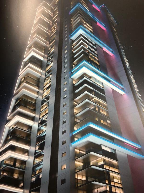 מגדל חדש 43 קומות בבתים, בת ים
