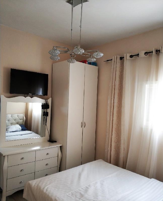 דירה להשכרה לתקופה קצרה  2 חדרים !price$ ללילה, בת ים