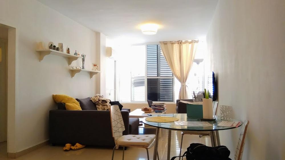 דירה להשכרה 3 חדרים 5,000₪ בחודש, בת ים