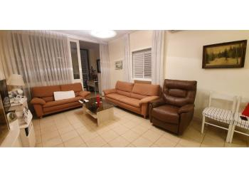 דירה להשכרה 3 חדרים 4,500₪ בחודש