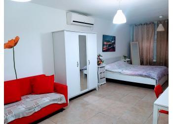 דירה להשכרה 1 חדר 3,500₪ בחודש