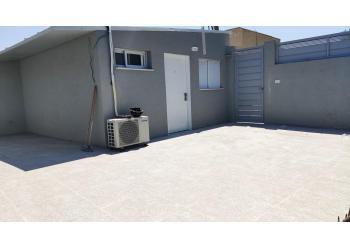דירת גן להשכרה 1 חדר 3,500₪ בחודש